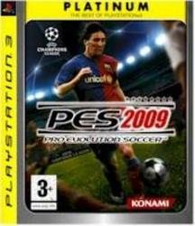 PES 2009 PRO EVOLUTION SOCCER 2009 (PS3), PlayStation 3