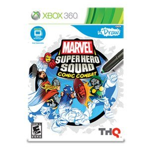 uDraw Marvel Super Hero Squad: Comic Combat - Xbox 360 - 1