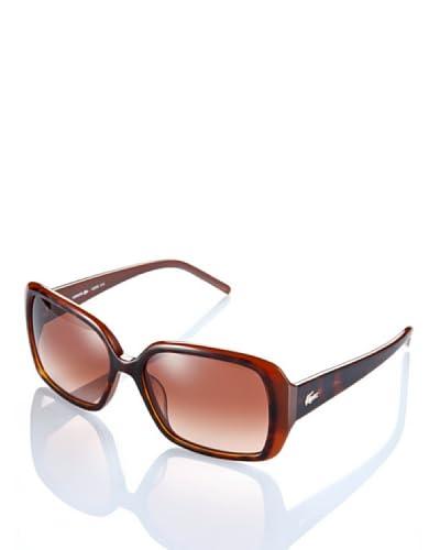 Lacoste Occhiali da Sole Havana Marrone L623S _214 _56