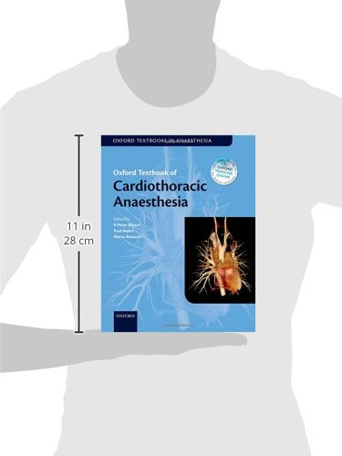 Oxford Textbook of Cardiothoracic Anaesthesia (Oxford Textbook in Anaesthesia)