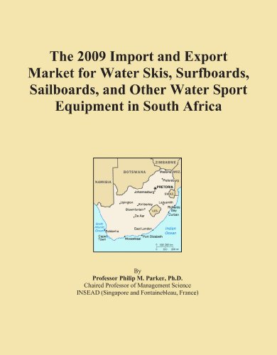 The 2009 Import and Export Market for Water Skis, Surfboards, Sailboards, and Other Water Sport Equipment in South Africa