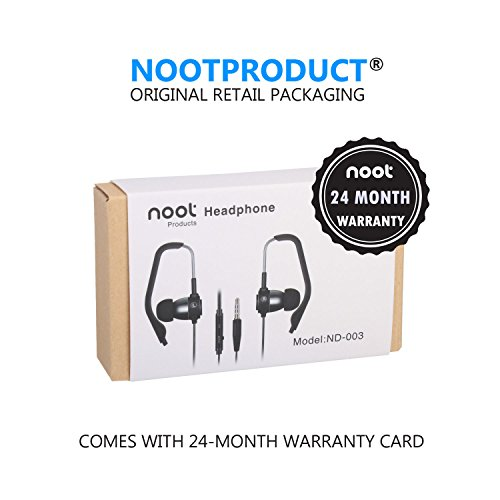 Noot-ND-003-Earhook-Headset