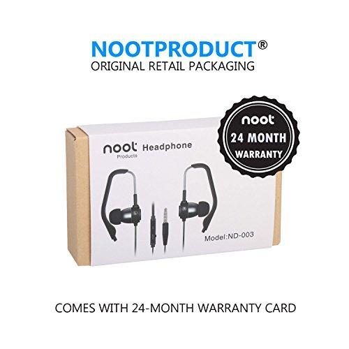 Noot-ND-003-Earhook-Headset