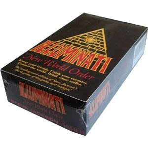 Amazon.com: 1994-1995 ILLUMINATI NEW WORLD ORDER Card Game Factory
