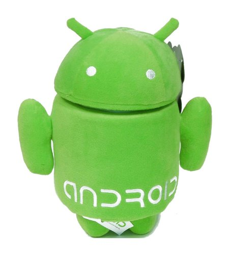 Android 6 Plush Green