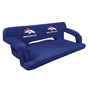 Picnic Time Nfl Reflex Travel Couch by Picnic Time