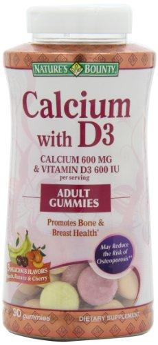 Gummy Vitamins Calcium