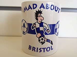 Bristol Rovers Football Mug Cup Sports Memorabilia