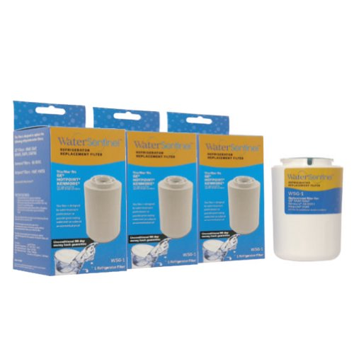 Water Sentinel WSG-1 Replacement Filter, 3-Pack