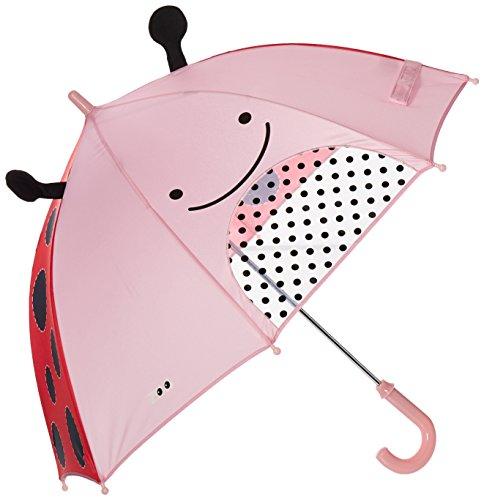 Skip Hop 235802 - Ombrello da bambina, motivo coccinella
