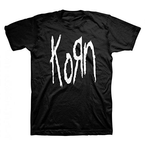 KORN - Logo/ T-シャツ/ メンズ 【公式 / オフィシャル】