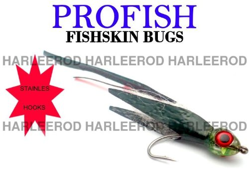 ProFish Big Game Fishing Lure 5 in Fishskin Fly Mexican Fly FBS-5