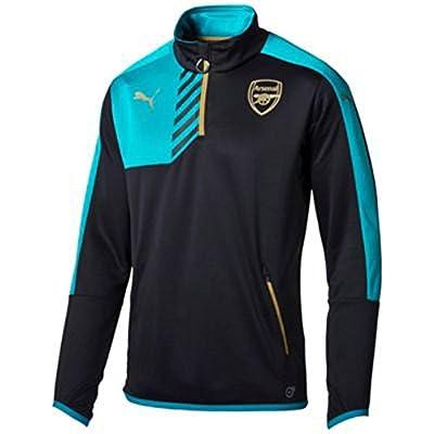 Puma Men's Arsenal FC 1/4 Zip Cup Training Top