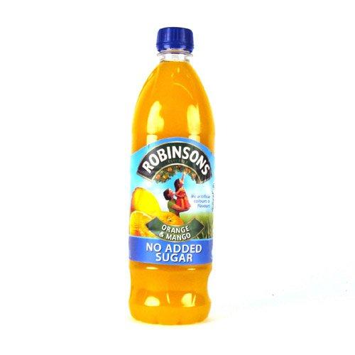 Robinsons Orange & Mango No Added Sugar 1 L front-211488