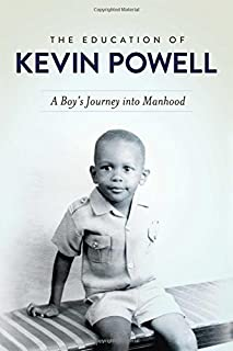 Book Cover: The Education of Kevin Powell: A Boy's Journey into Manhood