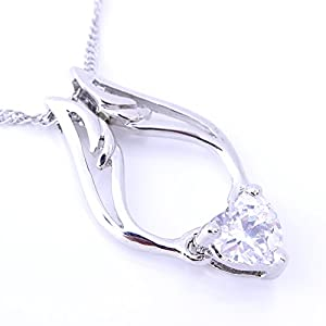 Austrian Crystal Made with Swarovski Elements Crystal Pendant Necklace with chain for Women