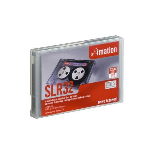 11892 IMATION slr (mlr-1) 16gb/32gb tape cartridge
