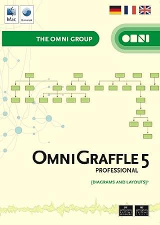 OmniGraffle 5 Pro (Mac)