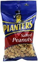 Plantersreg Salted Peanuts 6 Oz Peg Bag 12pk