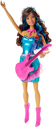 Barbie in Rock 'N Royals Erika Doll