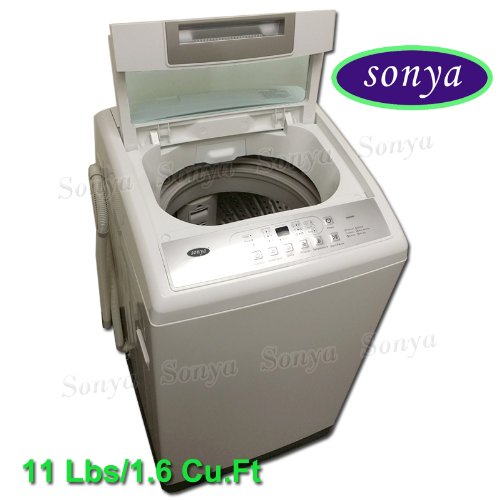 Sonya Compact Portable Apartment Small Washing Machine ...