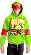 Teenage Mutant Ninja Turtles Costume Adult Hooded Sweatshirt