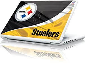 NFL - Pittsburgh Steelers - Pittsburgh Steelers - Apple MacBook 13-inch - Skinit Skin from SteelerMania