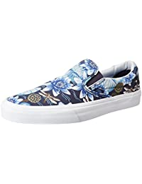 Vans Unisex Classic Slip-On Loafers And Moccasins - B01DZ1YQQ4