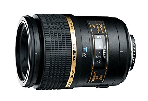 Tamron Af 90Mm F/2.8 Di Sp A/M 1:1 Macro Lens For Canon Digital Slr Cameras (Model 272Ee)