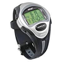 Pyle Sports Ladies Marathon Runner Watch with Target Time Setting, Time Alert, 150 Lap Chronograph Memory by Pyle Sports