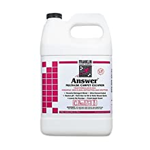 Answer F380422 1 Gallon LB II 21 Multi-Use Carpet Cleaner  (Case of 4)