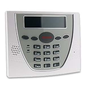 Honeywell 6460W Ademco/Honeywell Premium Alpha Keypad, White and Grey