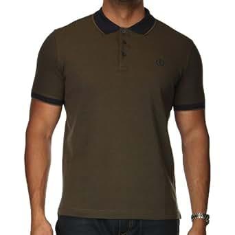 Henri Lloyd Carrop Polo Shirt Olive Green XX Large