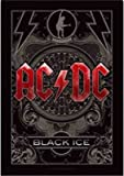 AC/DC Black Ice large textile poster (mm)
