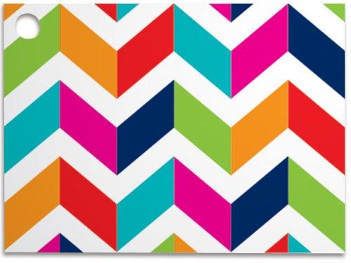 [해외]Chevron Chic 테마 기프트 카드 3-3 4x2-3 4 (30 개, 6 개 팩당)/Chevron Chic Theme Gift Cards3-3 4x2-3 4  (30 unit, 6 pack per unit.)