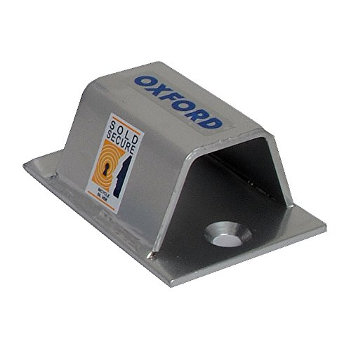 oxford-10-high-security-ground-wall-anchor-silver