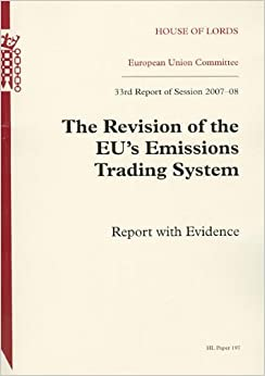 Eu emissions trading system prices