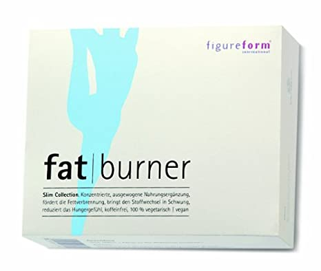 Figureform International Fatburner Kapseln 60 Stuck