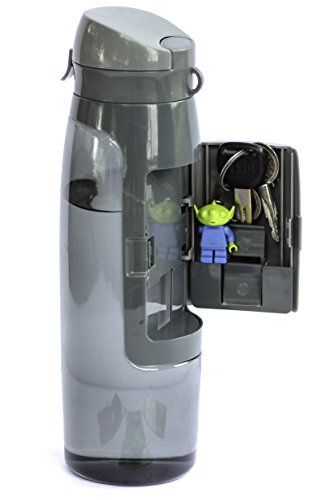Kangaroo-Gym-Water-Bottle-Secret-Storage-Durable-and-Leak-proof-Jet-Black-25-Oz