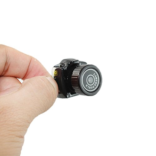 Yygift(Tm) Hot Tiny Smallest Mini Camera Camcorder Web Cam Dvr Video Dv Hidden Take Photo