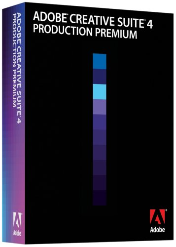 Adobe Production Premium CS4 Student Edition (PC DVD)