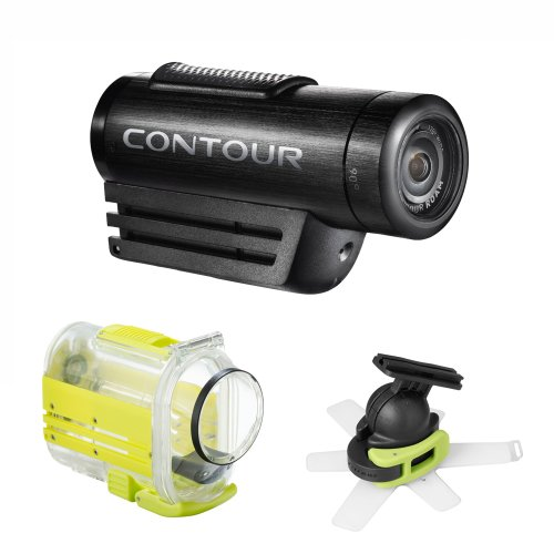 Why Choose ContourROAM Waterproof HD 1080P Hands-free HD Camcorder Watersport Kit