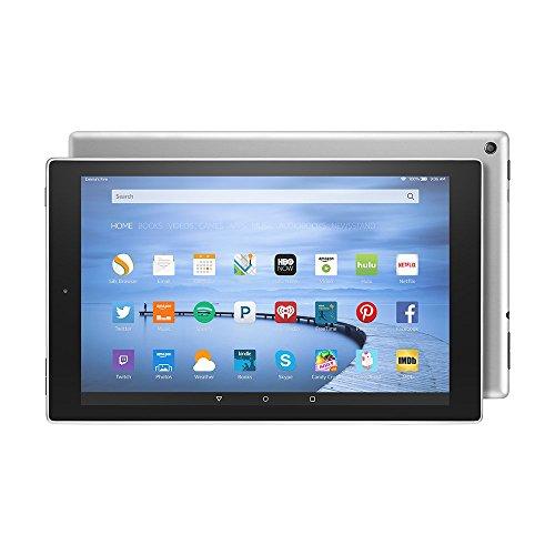 """Fire HD 10 Tablet, 10.1"""" HD Display, Wi-Fi,"""