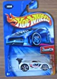 Hot Wheels 2004 First Editions Toyota MR2 38/100 WHITE 038