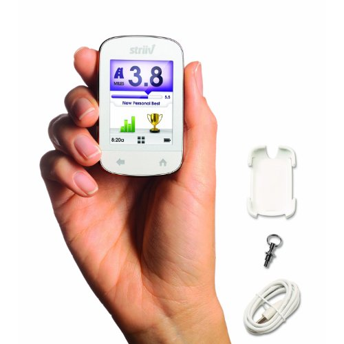 IWA9V1 Striiv Smart Pedometer, Basic Bundle