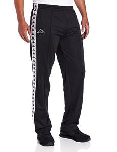 Kappa Men's Banda Astoria Pant, Black, XX-Large