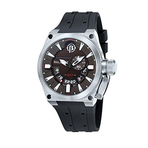 Ballast Men's BL-3108-05 VALIANT Analog Display Swiss Made Watch