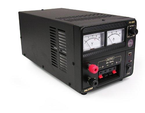 Palstar PS30M 30 Amp Linear Power Supply