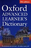 Oxford Advanced Learner's Dictionary, Seventh Edition: Paperback A.S. Hornby