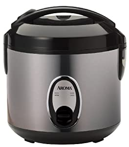 Aroma ARC-914SB 8-Cup (Cooked) Rice Cooker by Aroma